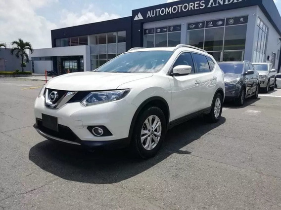 Nissan Xtrail T32 Automatica Secuencial 2017 Fwd 2.5 542