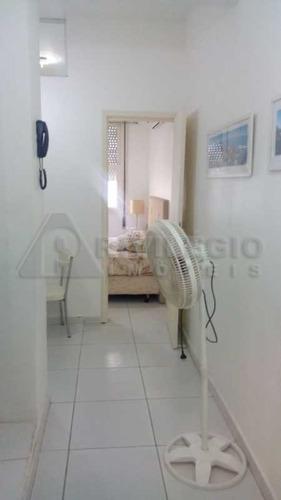 Apartamento À Venda, 1 Quarto, Copacabana - Rio De Janeiro/rj - 15219
