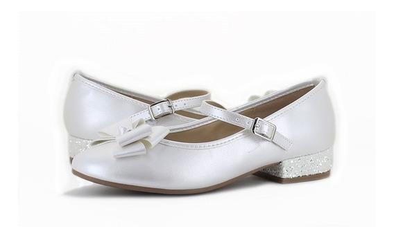 Zapato Formal Niña Tropicana 94015 Perfecto Para Fiestas St