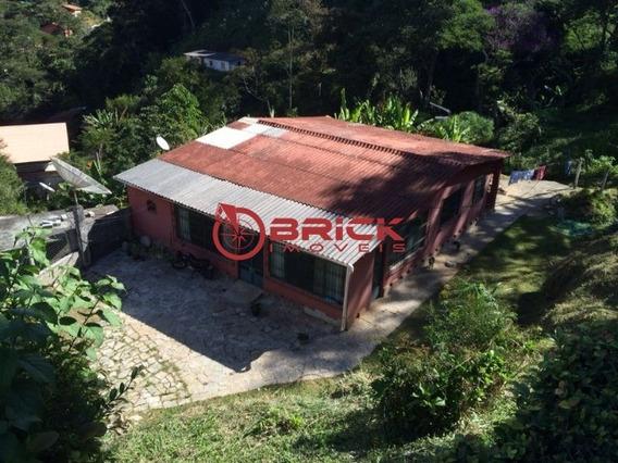 Sitio Com 2 Casas, 2.000,00 De Terreno E Boa Localização Perto De Comércio. - St00095 - 32472766