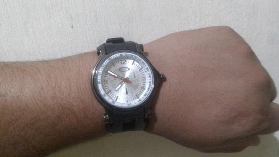 Relógio Da Oakley Com Caixa De Acrilico