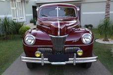 Ford 1941 Em Estado Final De Montagem Depois Da Reforma