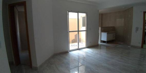 Apartamento Com 2 Dormitórios À Venda, 70 M² Por R$ 265.000 - Vila Falchi - Mauá/sp - Ap0471