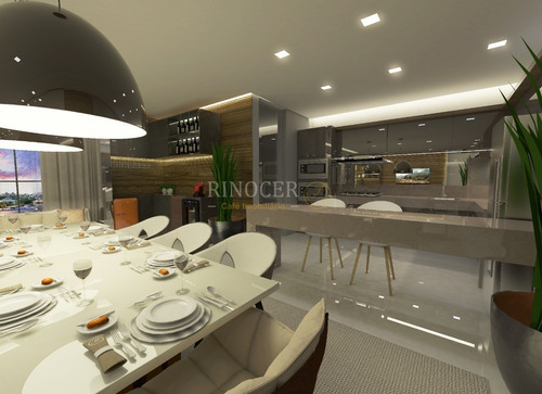 Imagem 1 de 8 de Apartamento Padrão Em Franca - Sp - Ap0308_rncr
