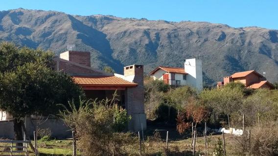 Carpinteria - 4 Casas S/lote 3600 Mts Toma Depto Capital
