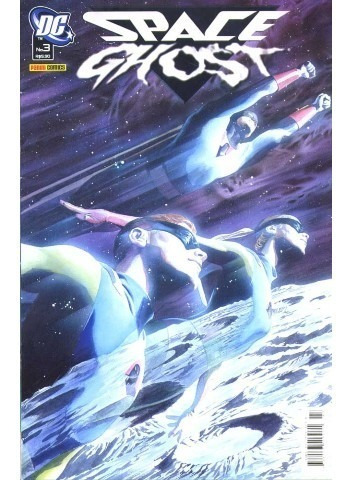 Gibi Space Ghost Nº 3 - Dc- Panini Comics