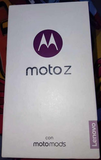 Moto Z! En Excelente Estado
