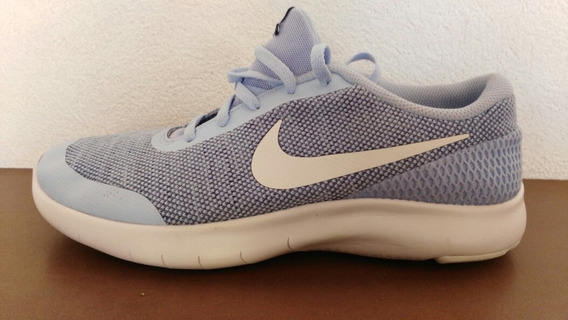 Tenis Nike Mujer Flex Experience Rn 7 Color Azul, Talla 25!