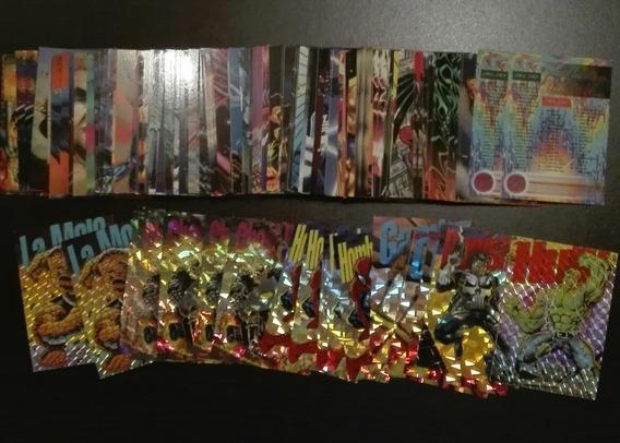 Pepsi Cards Marvel Comics - Excelentes!