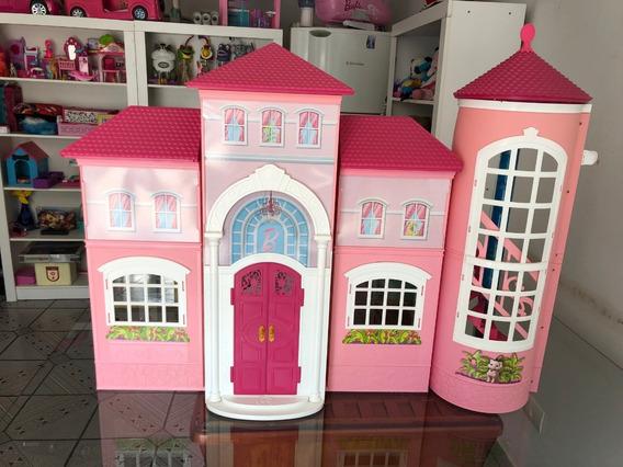 Casa Da Barbie - Malibu - Incrível