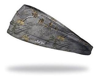 Junk Brands Big Bang Lite Lowlands Diadema, Realtree Xtra LG