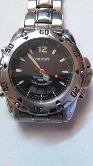Relogio Orient Wr 100m Original