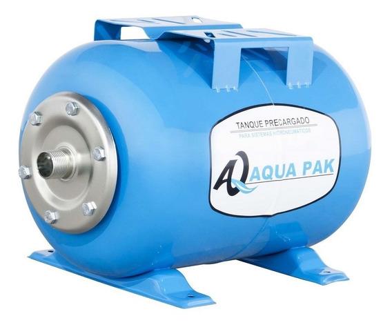 Tanque Hidroneumático Aquapak Membrana 24 Litros
