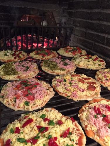 Catering Pizzas Calzones Chivitos A La Parrilla T. Fiambres