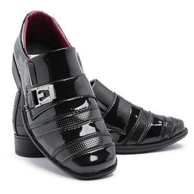 093a230b73 Sapato Masculino Social Infantil Verniz Calçados Franca 443