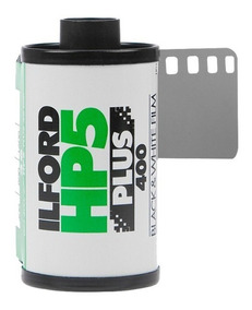 2 Filmes Ilford Hp5 400 35mm 36 Poses Vencimento 04/2020