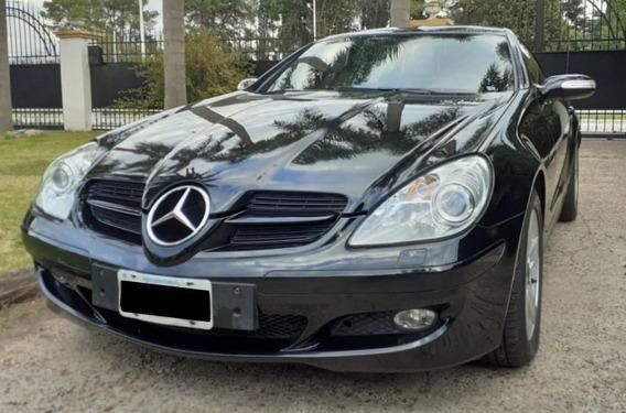 Mercedes-benz Clase Slk 2.0 Slk200 Kompressor Mt 2009