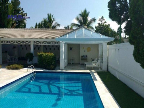 Casa Residencial À Venda, Acapulco, Guarujá - . - Ca0612