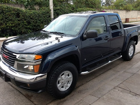 Gmc Canyon 4x4 2007unico Dueño ¡¡extremadamente Impecable!!