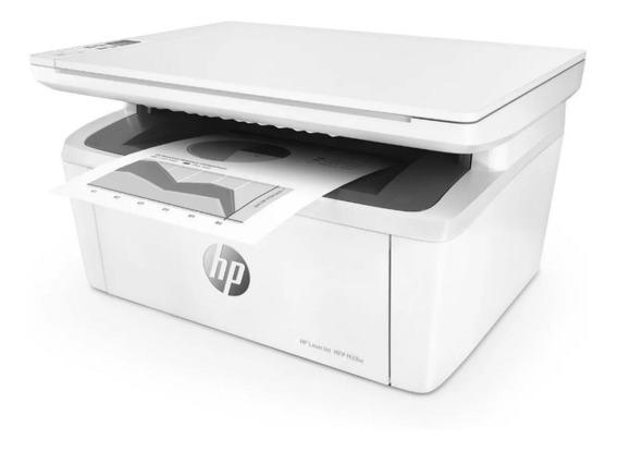 Impresora Multifuncional Hp Monocromatica M28w Laserjet Pro