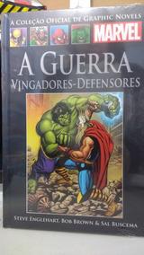 Graphic Novel Xxvii A Guerra Vingadores Defensores - Salvat