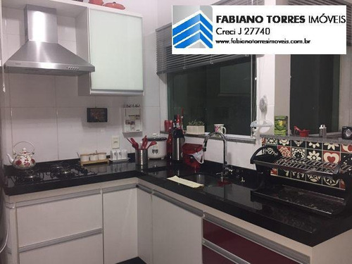 Apartamento Sem Condomínio Para Venda Em Santo André, Jardim Bela Vista, 3 Dormitórios, 1 Suíte, 1 Banheiro, 2 Vagas - 1371_2-566746