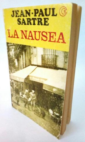 Imagen 1 de 5 de Jean-paul Sartre,  La Náusea