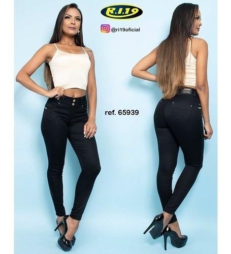 Calça Feminina Jeans Class Fit Ri19 Original!!! 65939