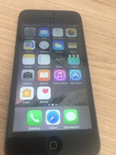 iPhone 5 16gb - Para Uso De Peças