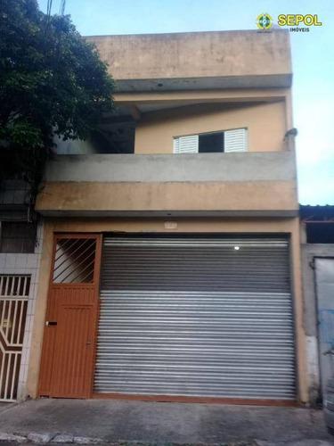 Sobrado Com 3 Dormitórios À Venda, 140 M² Por R$ 800.000,00 - Jardim Paraguaçu - São Paulo/sp - So0174