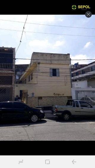 Casa Com 1 Dormitório Para Alugar Por R$ 600/mês - Jardim Imperador (zona Leste) - São Paulo/sp - Ca0432