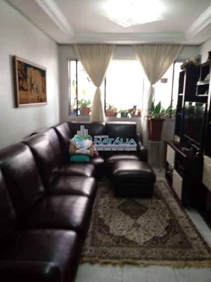 Apartamento Com 3 Dorms, Vila Regente Feijó, São Paulo - R$ 580.000,00, 110m² - Codigo: 62618 - V62618