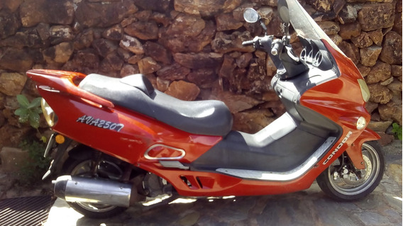 Ava Condor 250cc