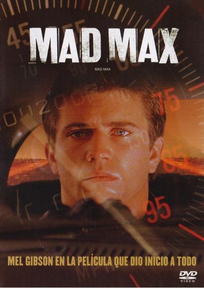 Mad Max 1979 Mel Gibson Pelicula Dvd