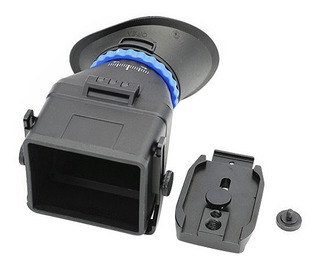 Video Lcd Viewfinder Flip 3 Pulg Removible Dslr Universal