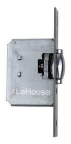 Fechadura Rolete 3f Sem Chave Portas Pivotantes - Lehouse