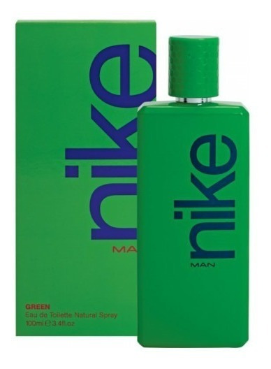 Perfume Nike Green Man - 100ml - Masculino - Original