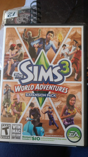 Sims 3, World Adventures Expansion Pack