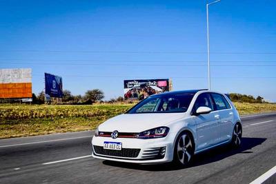 Volkswagen Golf 2016 2.0 Gti Tsi App Connect