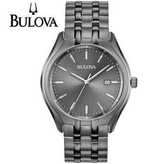 Relógio Bulova Masculino. Novo Na Caixa!