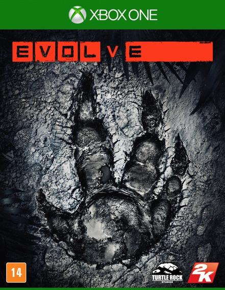 Evolve - Xbox One - Mídia Digital - Original - Joga Online