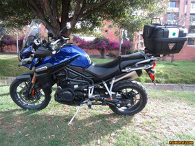 Triumph Tiger Explorar 1200