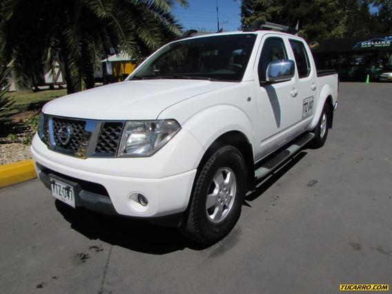 Nissan Navara Le Doble Cabina