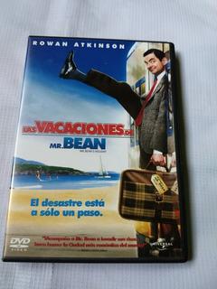 Las Vacaciones De Mr Bean Dvd Original