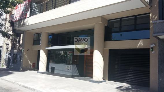 Oficina/estudio Profesional C/balcón + Dos Cocheras - Seg 24