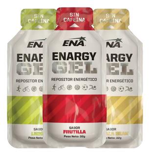 Enargy Gel (12 Un) Ena Sport - Repositor Energético