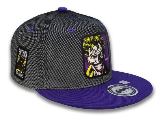 Gorra The Joker Limited Edition Original Batman Dc Comics