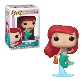 Funko Pop Disney #563 La Sirenita Ariel Nortoys