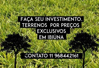 L. Terrenos Ótimo Local E Investimento, Não Perca