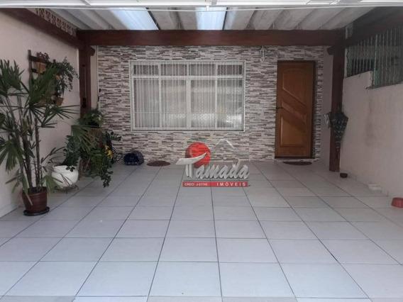 Sobrado Com 2 Dormitórios À Venda, 140 M² Por R$ 430.000 - Vila Rio Branco - São Paulo/sp - So3052